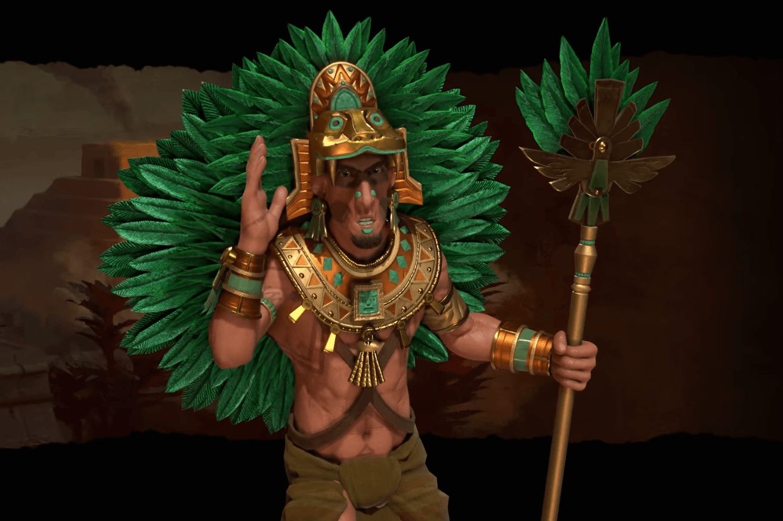 Montezuma in Civ 6