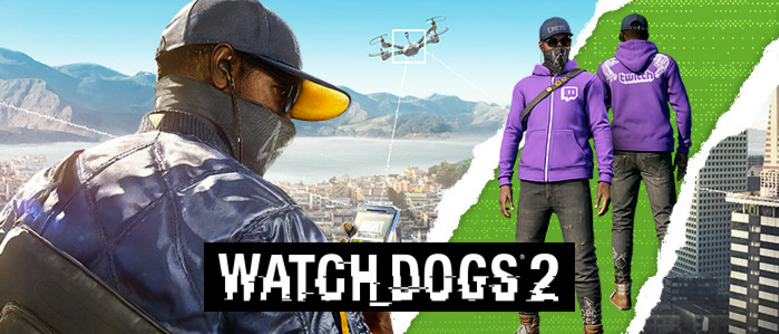 Watch Dogs 2 In-Game Content with Twitch Prime