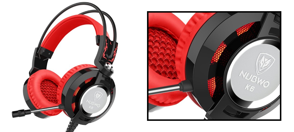 Nubwo K6 Headset