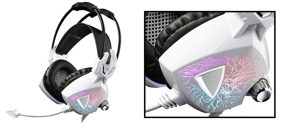 Sades Mo Ling USB Gaming Headset