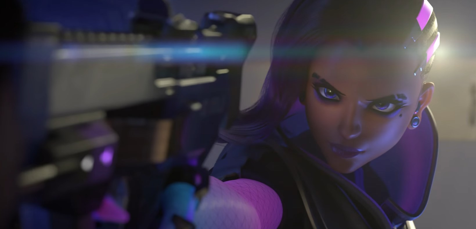 Sombra Abilities Overview in Overwatch
