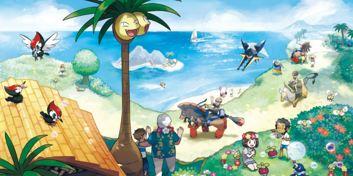 What You Need to Know About the Alola Region in Pokemon ...