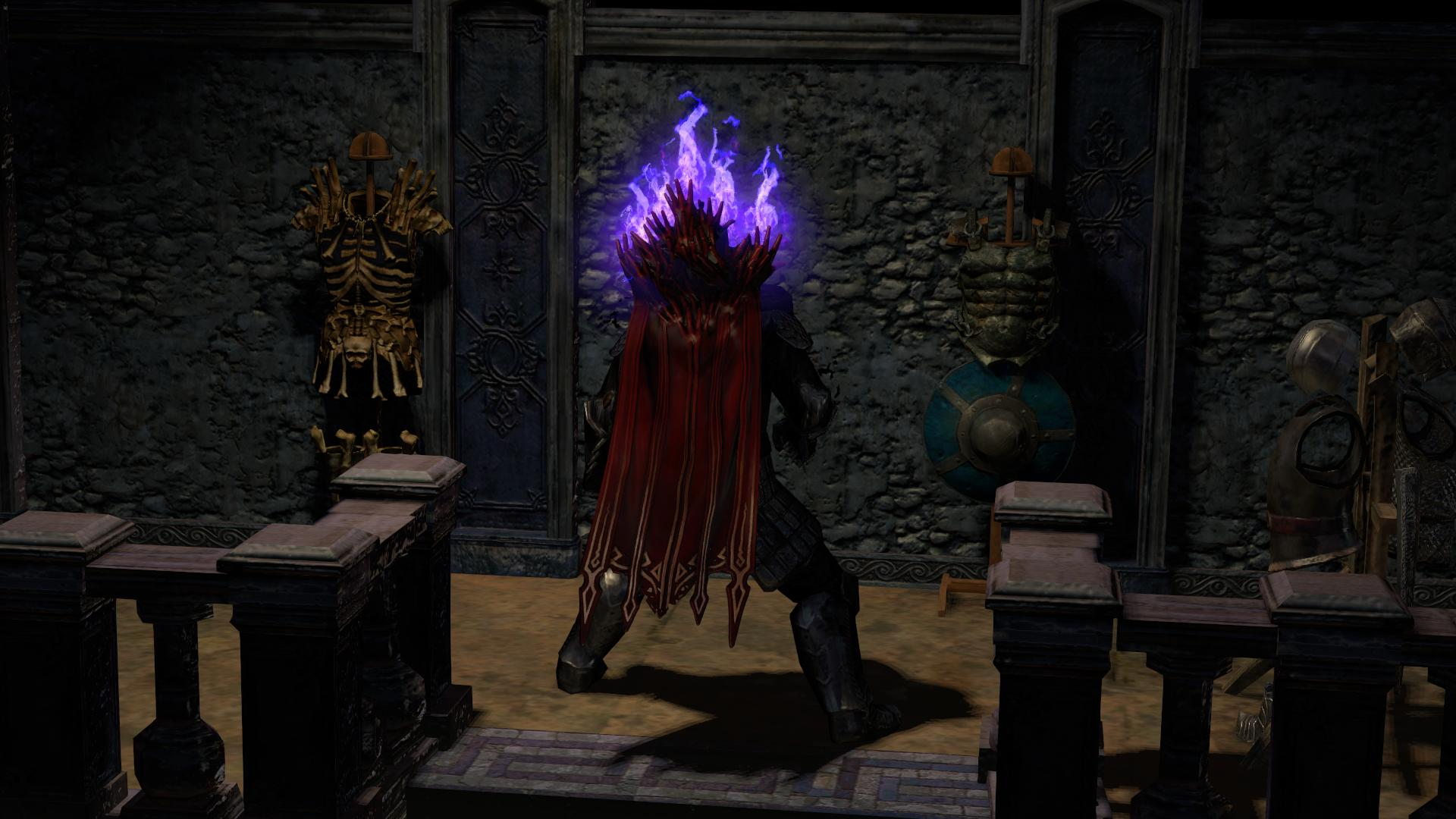 Cloaks and Supporter Packs in Path of Exile