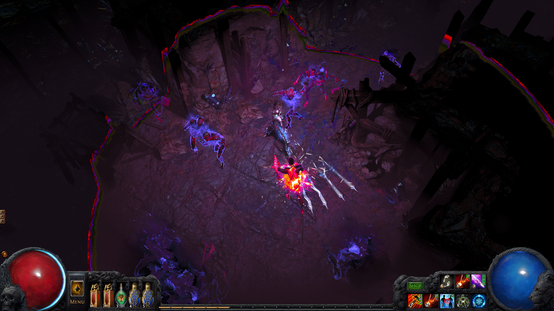 Breaches are coming to Path of Exile in Content Update 2.5.0