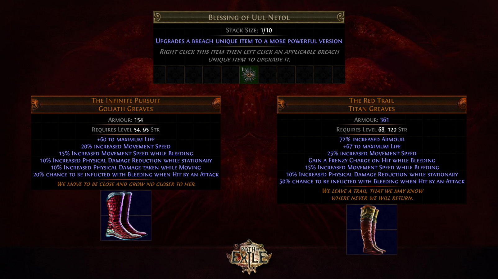 Path Of Exile Damage Build
