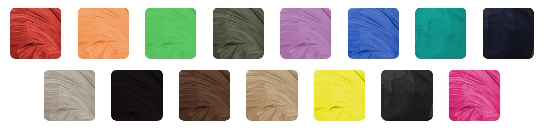 Sumo Lounge - Giant Bean Bag Colors