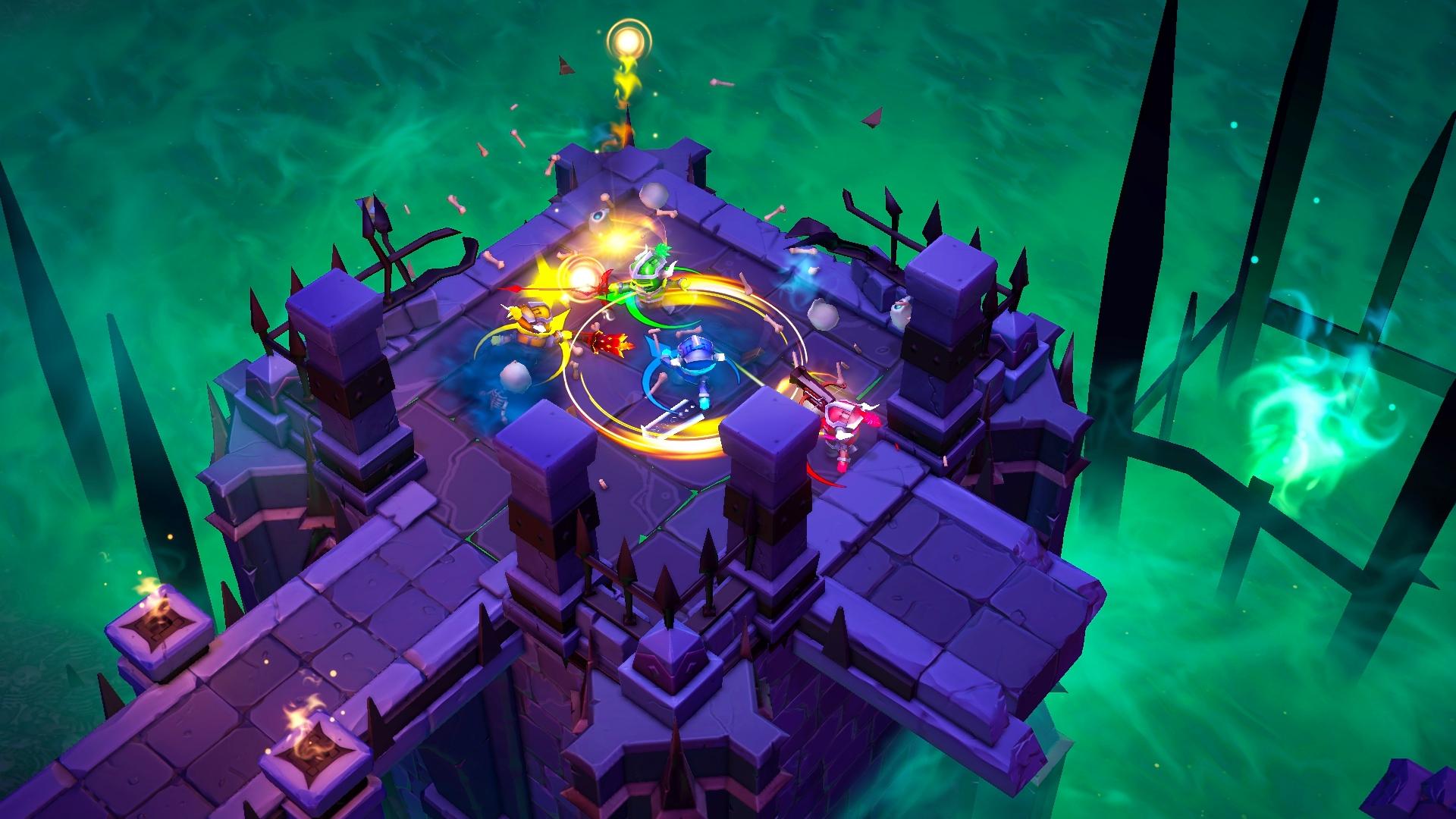 Super Dungeon Bros screenshot