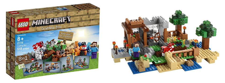 10 of the Coolest Minecraft Lego Sets - News - Minecraft Forum