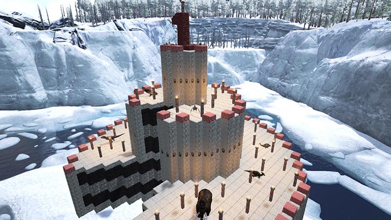 8 of ARK: Survival Evolved's Coolest Bases - Blogs - Gamepedia