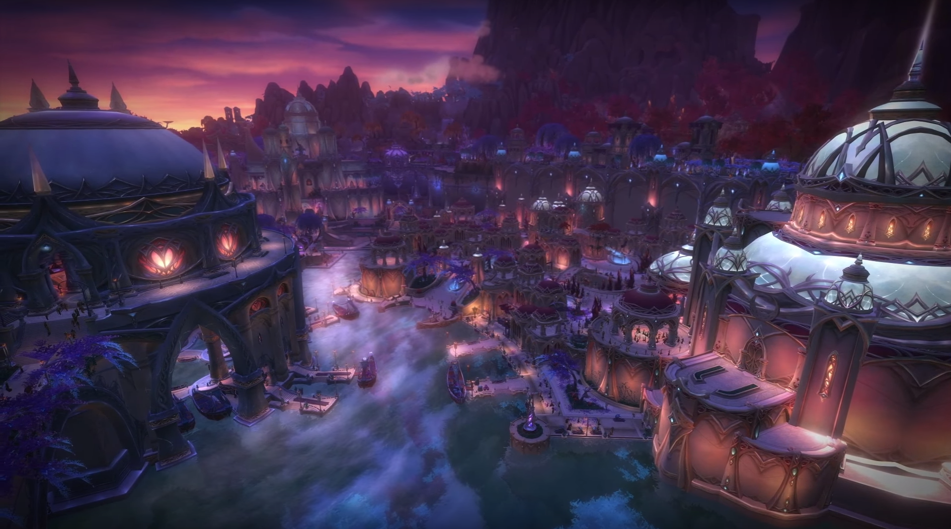 Suramar - Nightlore Lore