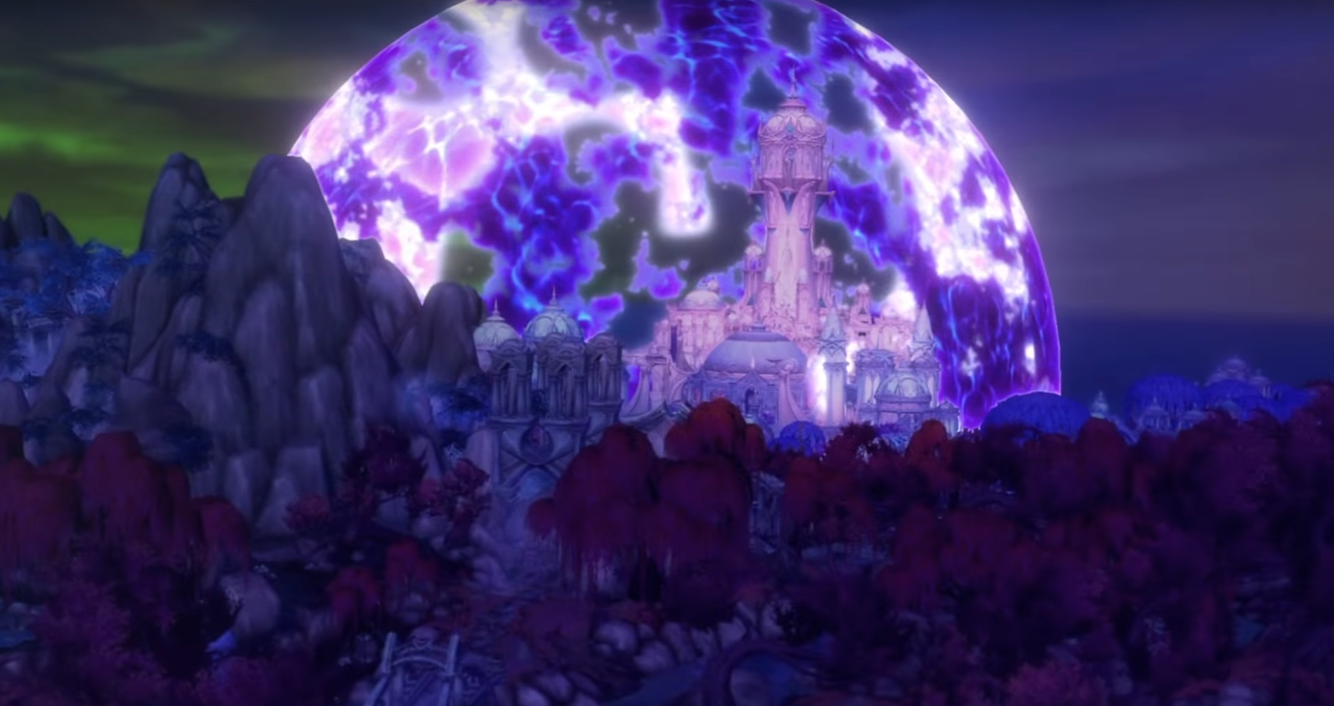 Suramar Shield - Nighthold Lore