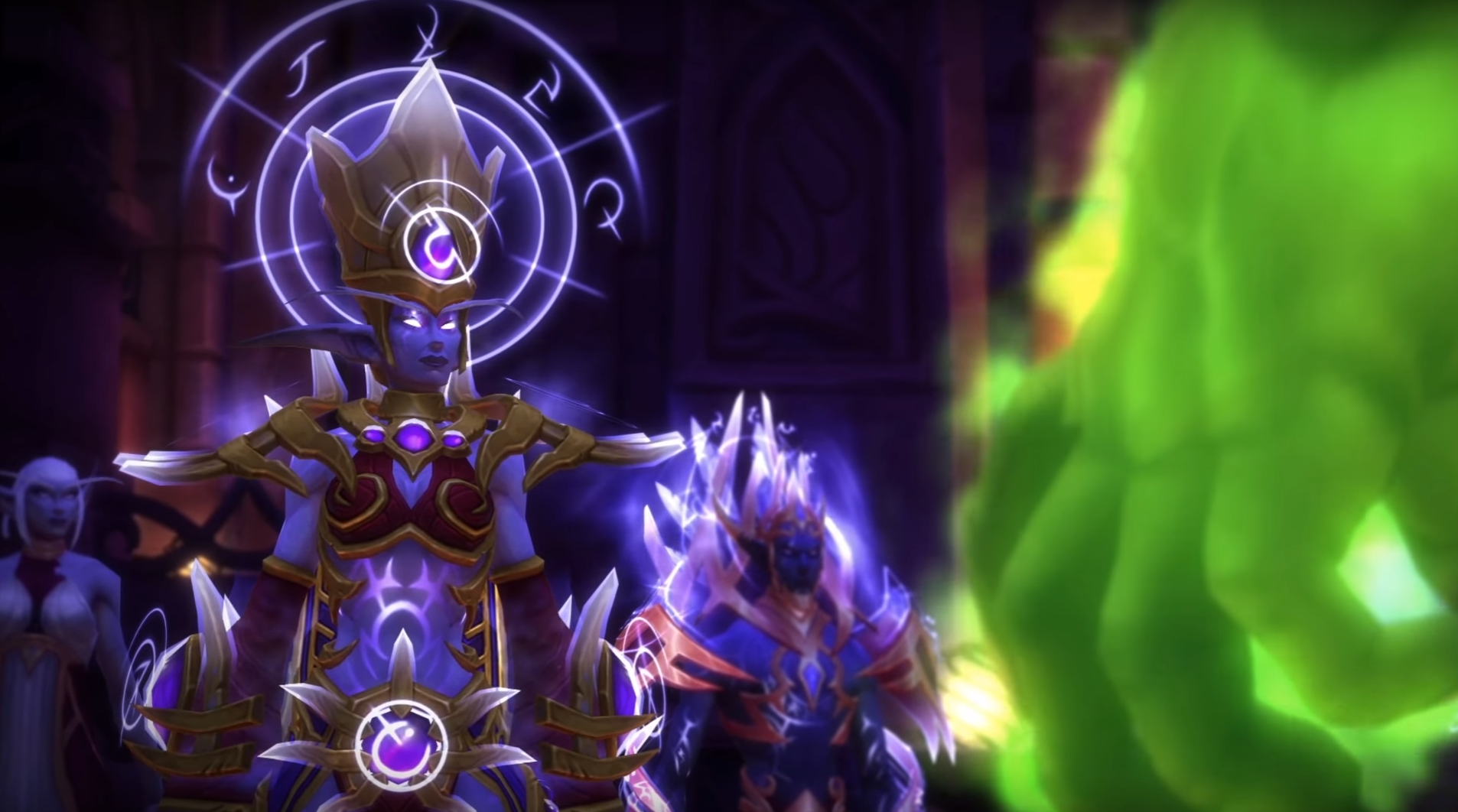Elisande - Nighthold Lore