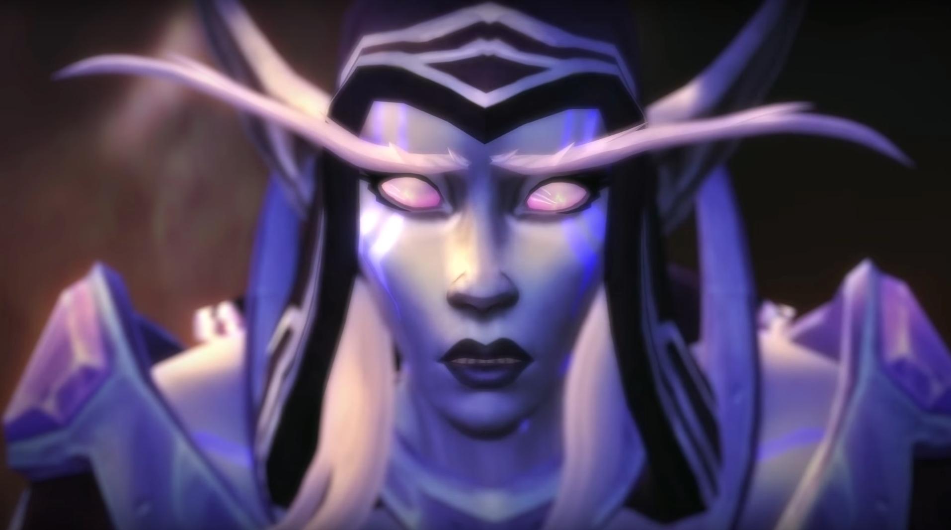 Thalyssra - Nighthold Lore