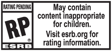 ESRB - RP - Rating Pending