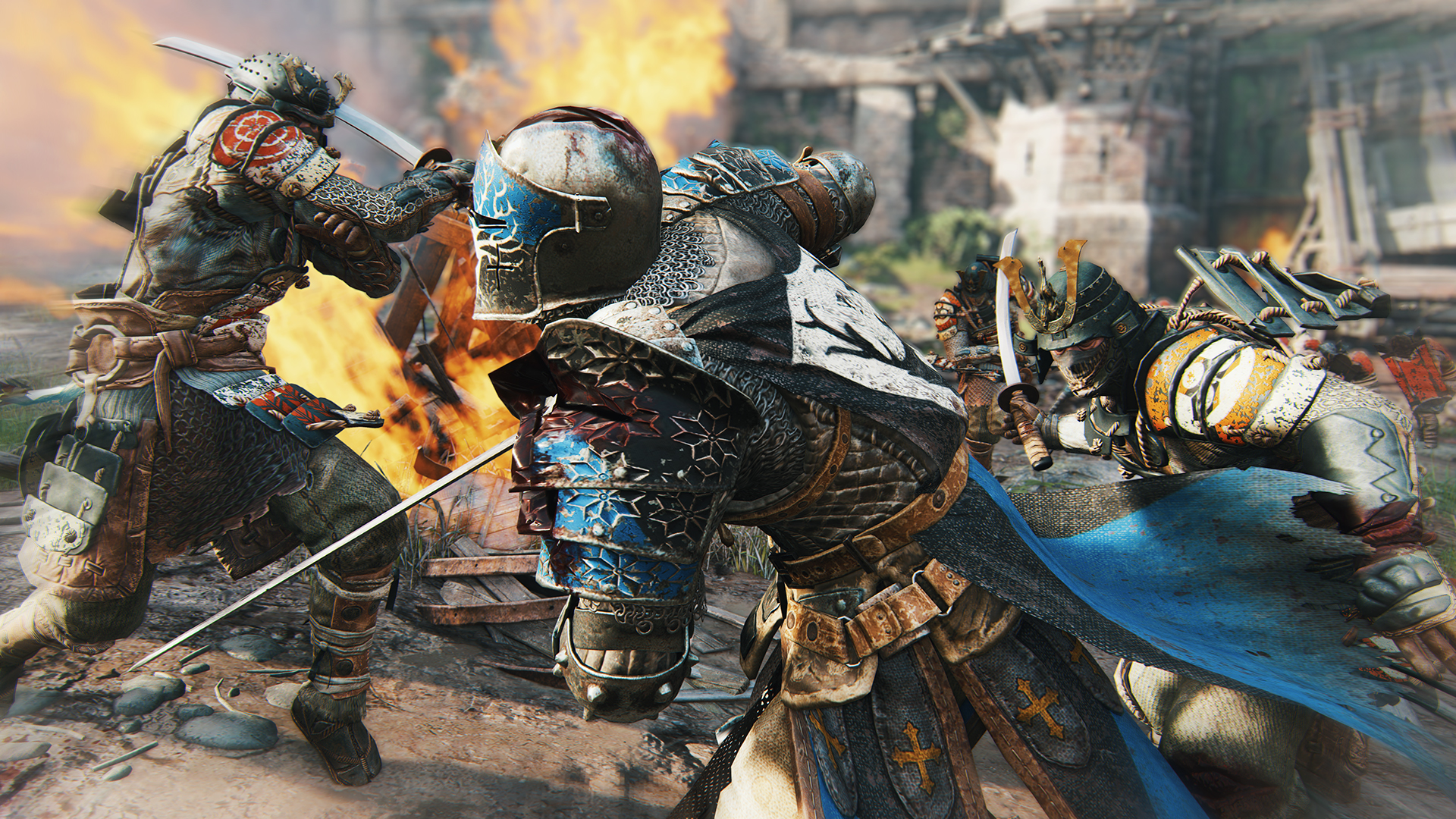 For Honor Community Developer Interview
