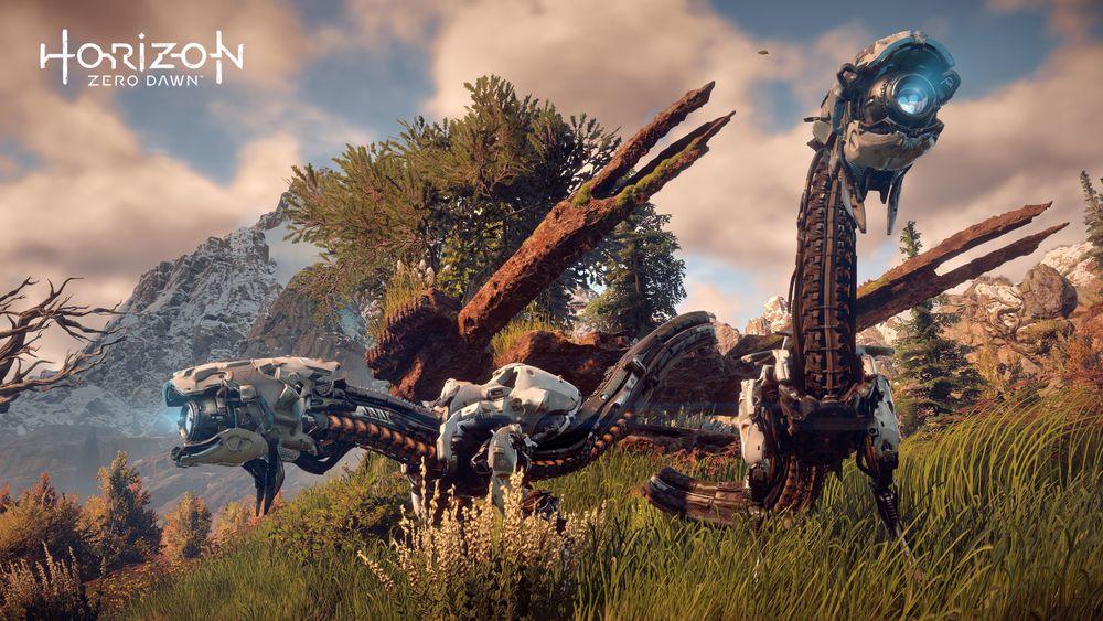 The Complete List of Machine Creatures in Horizon: Zero Dawn