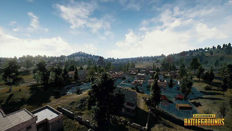 Playerunknown S Battlegrounds Wallpapers: PLAYERUNKNOWN'S BATTLEGROUNDS Enters Early Access On Steam