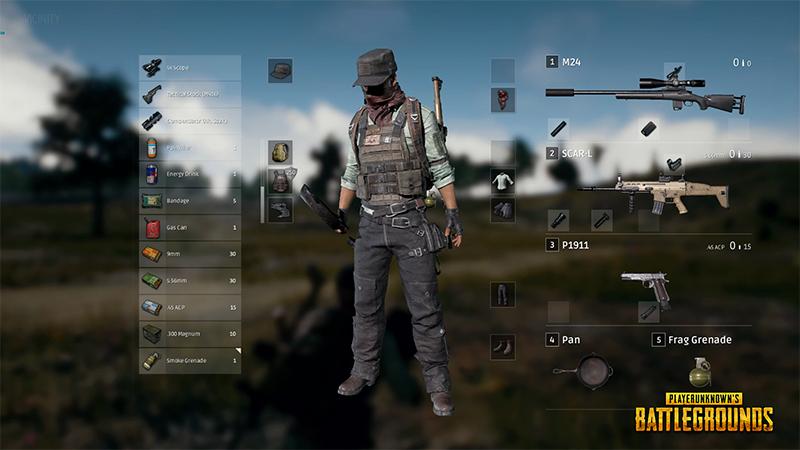 playerunknown's battlegrounds review