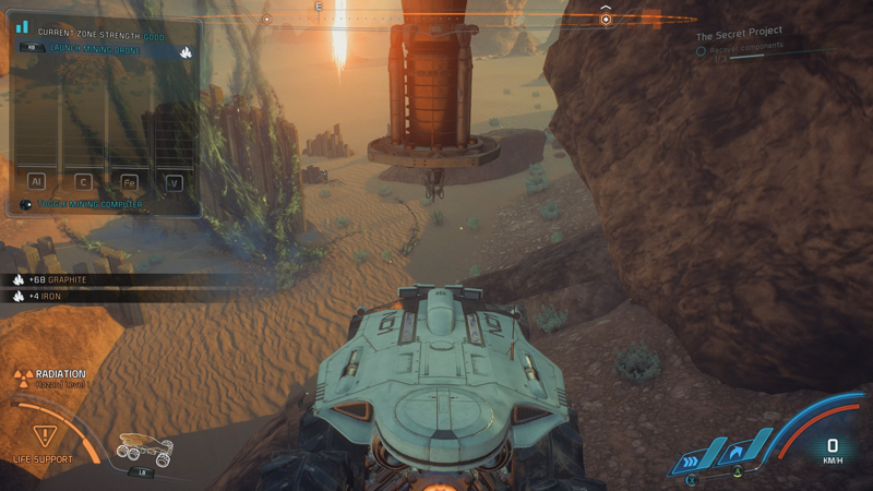 Mass Effect: Andromeda Guide - Mining Resources for Crafting