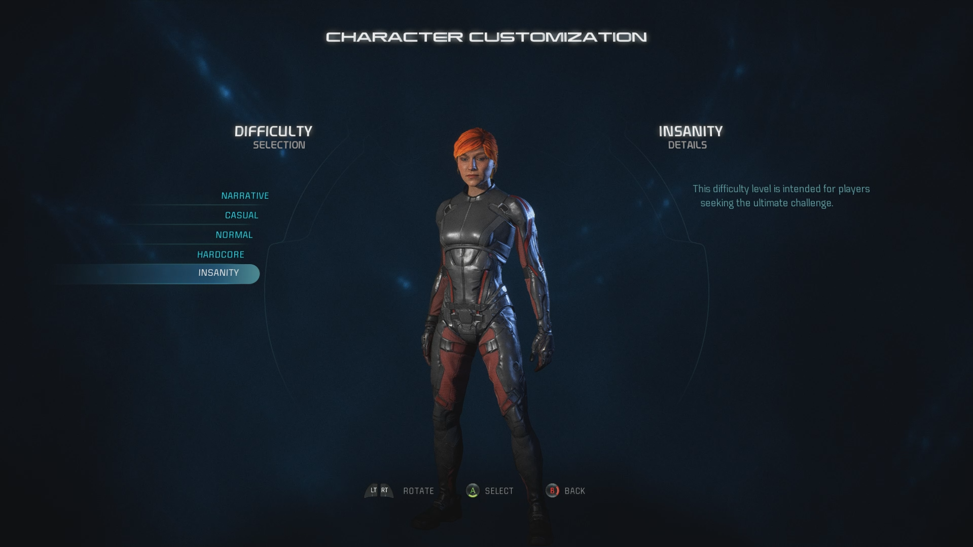 Mass Effect: Andromeda Combat Guide - Difficulties