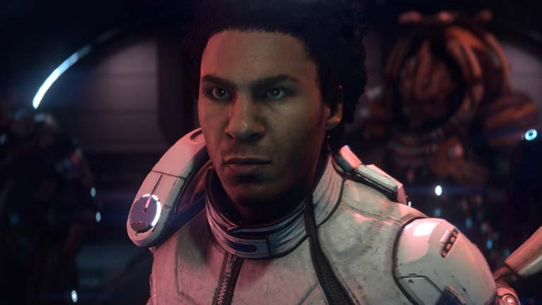 Liam Kosta - Mass Effect Andromeda
