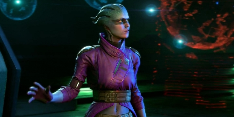 Mass Effect: Andromeda Companions - Peebee