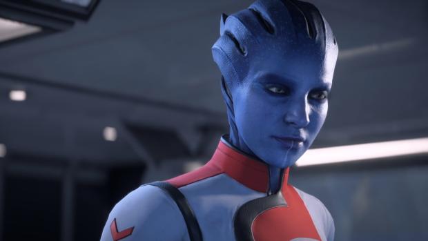Lexi T'Perro - Mass Effect Andromeda