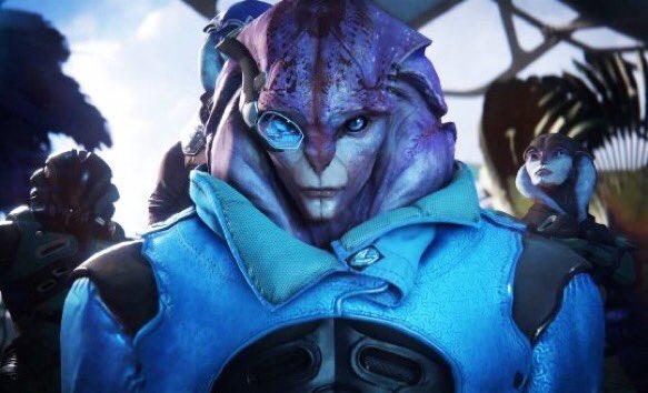 Jaal Mass Effect Andromeda