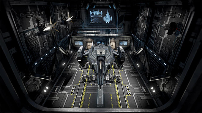 Starfighter Inc screenshot
