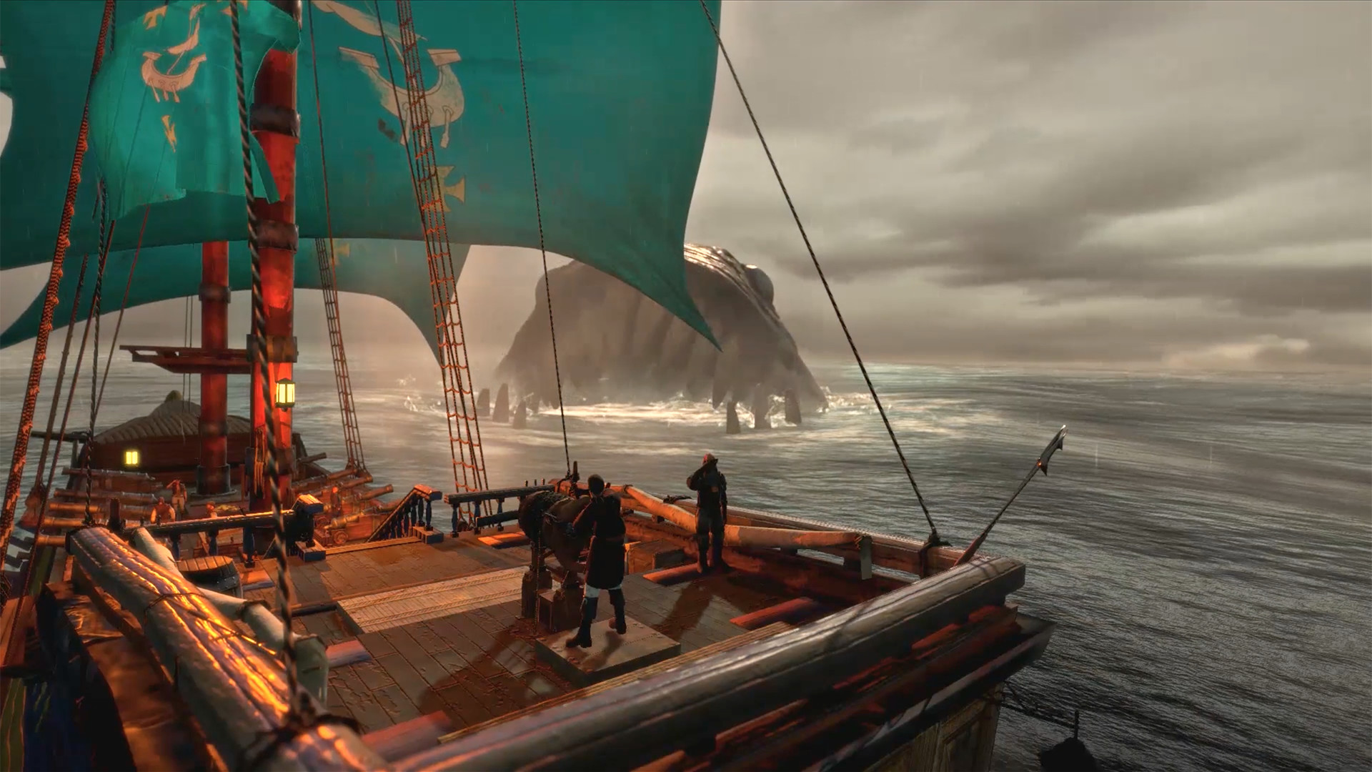 Man O' War: Corsair screenshot