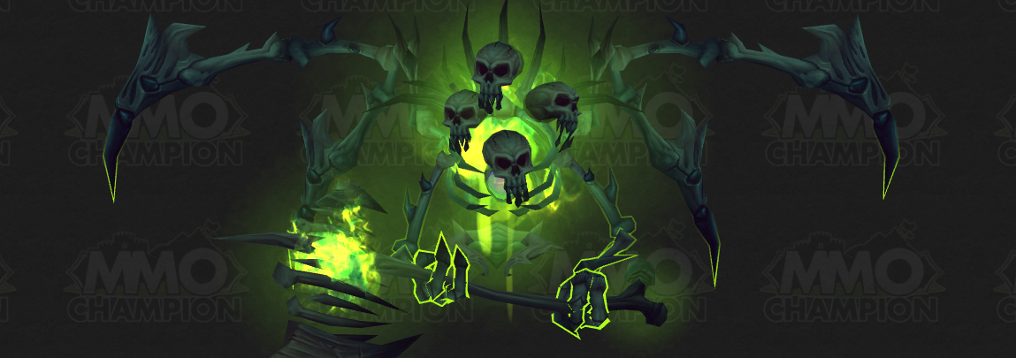 The Desolate Host Tomb of Sargeras