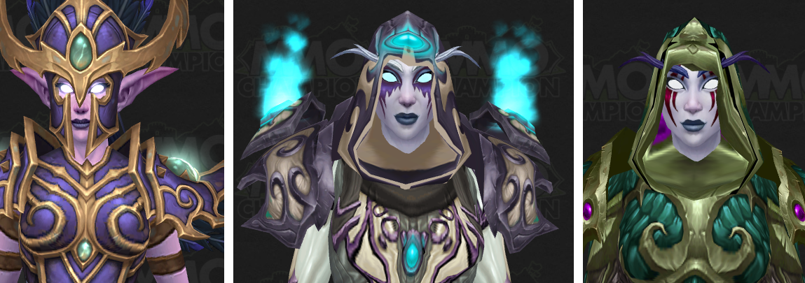 Sisters of the Moon - Tomb of Sargeras