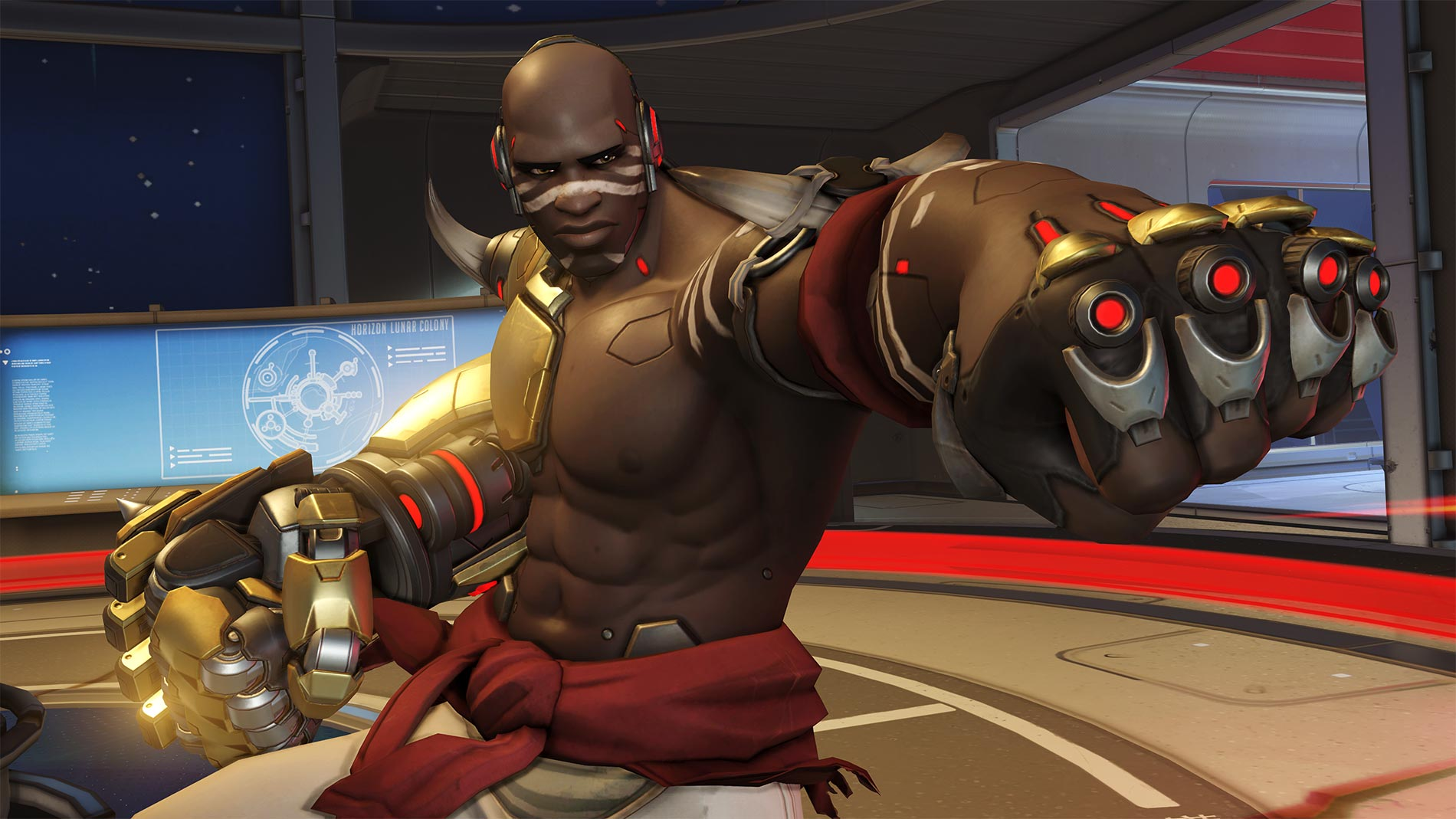 Everything You Need to Know About Doomfist