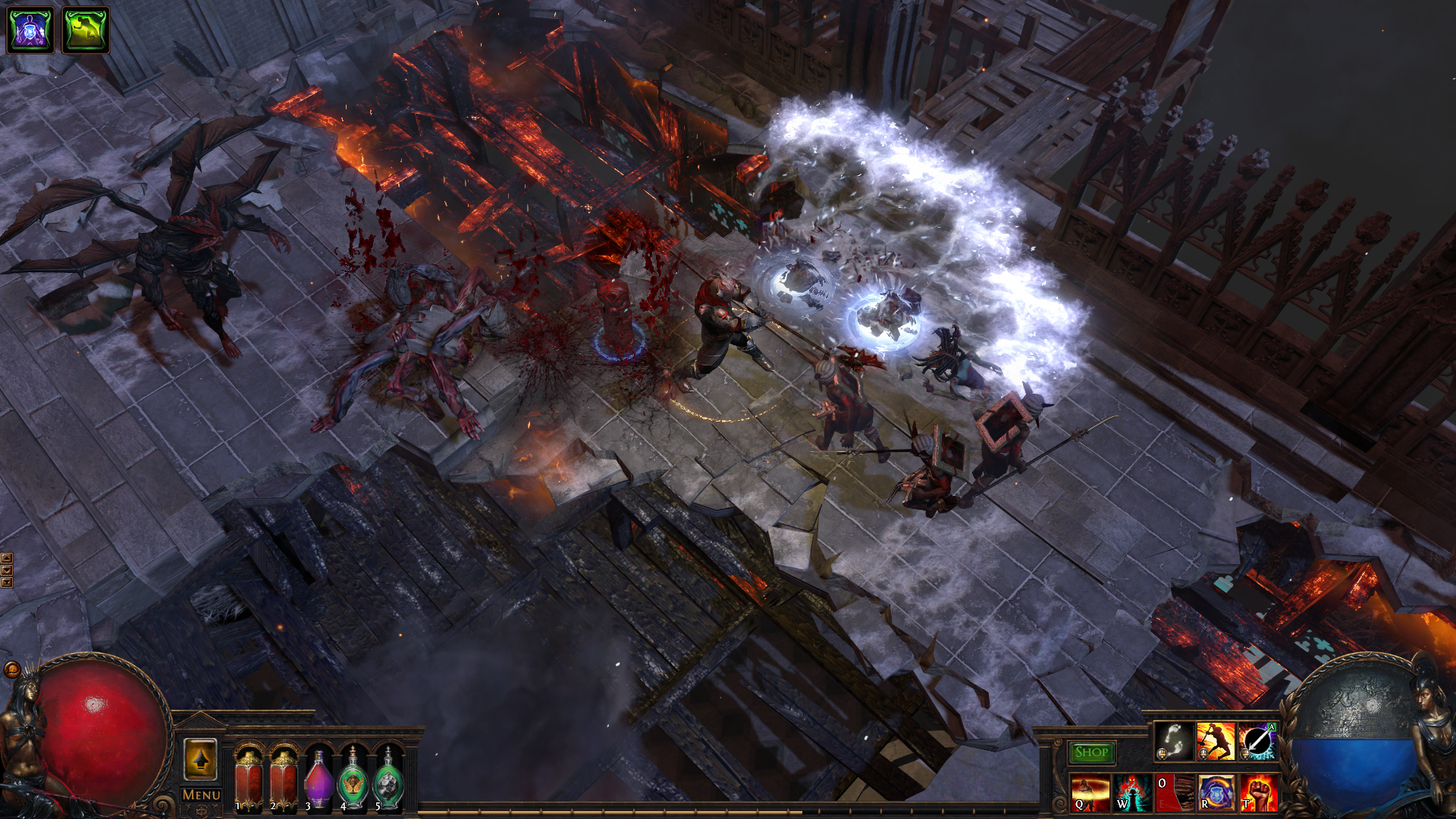 Path of Exile - The Fall of Oriath