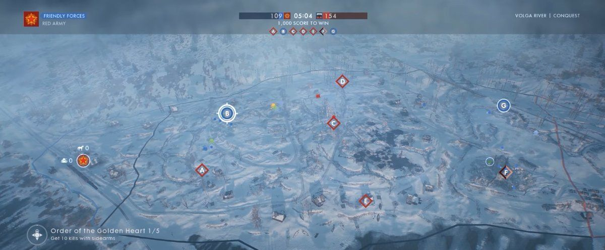 Battlefield Volga River Map Guide Strategies And Quick Tips - Volga river on world map