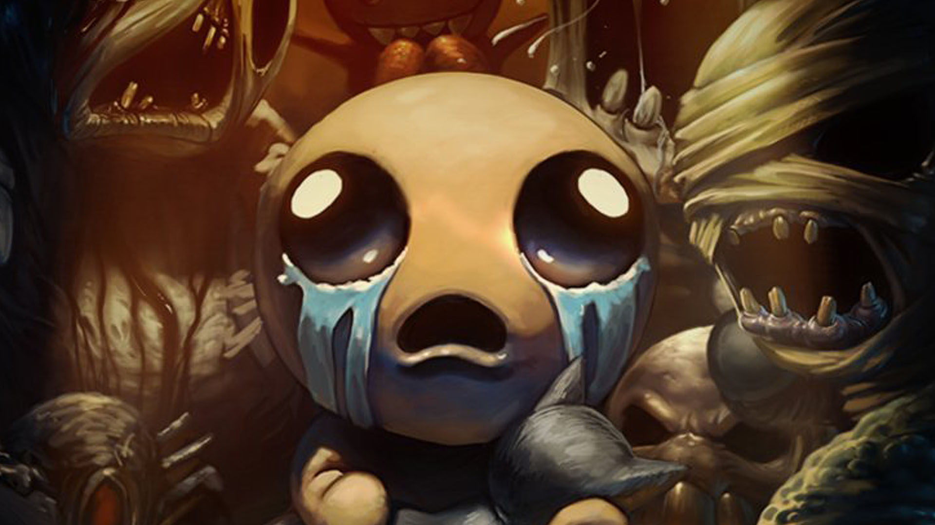 How To Unlock The Forgotten In The Binding Of Isaac Rebirth And