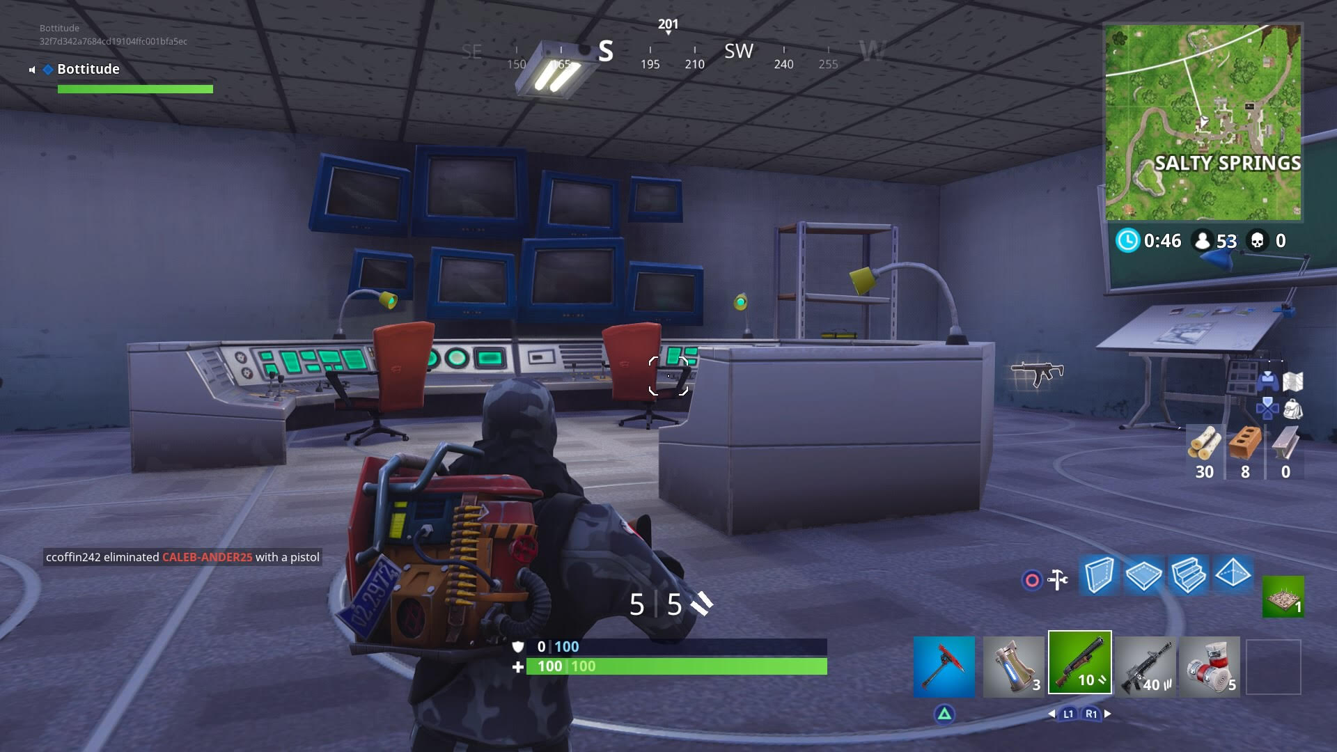 Check Out Fortnite Battle Royale S Mysterious New