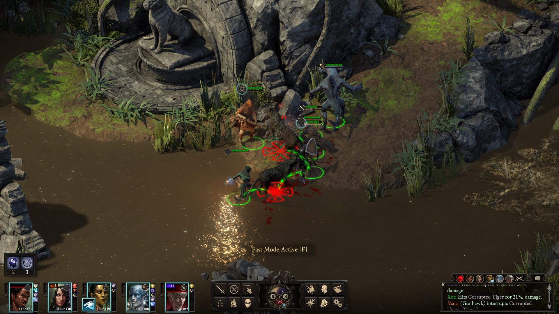 What S New In Pillars Of Eternity Ii Deadfire Blogs Gamepedia