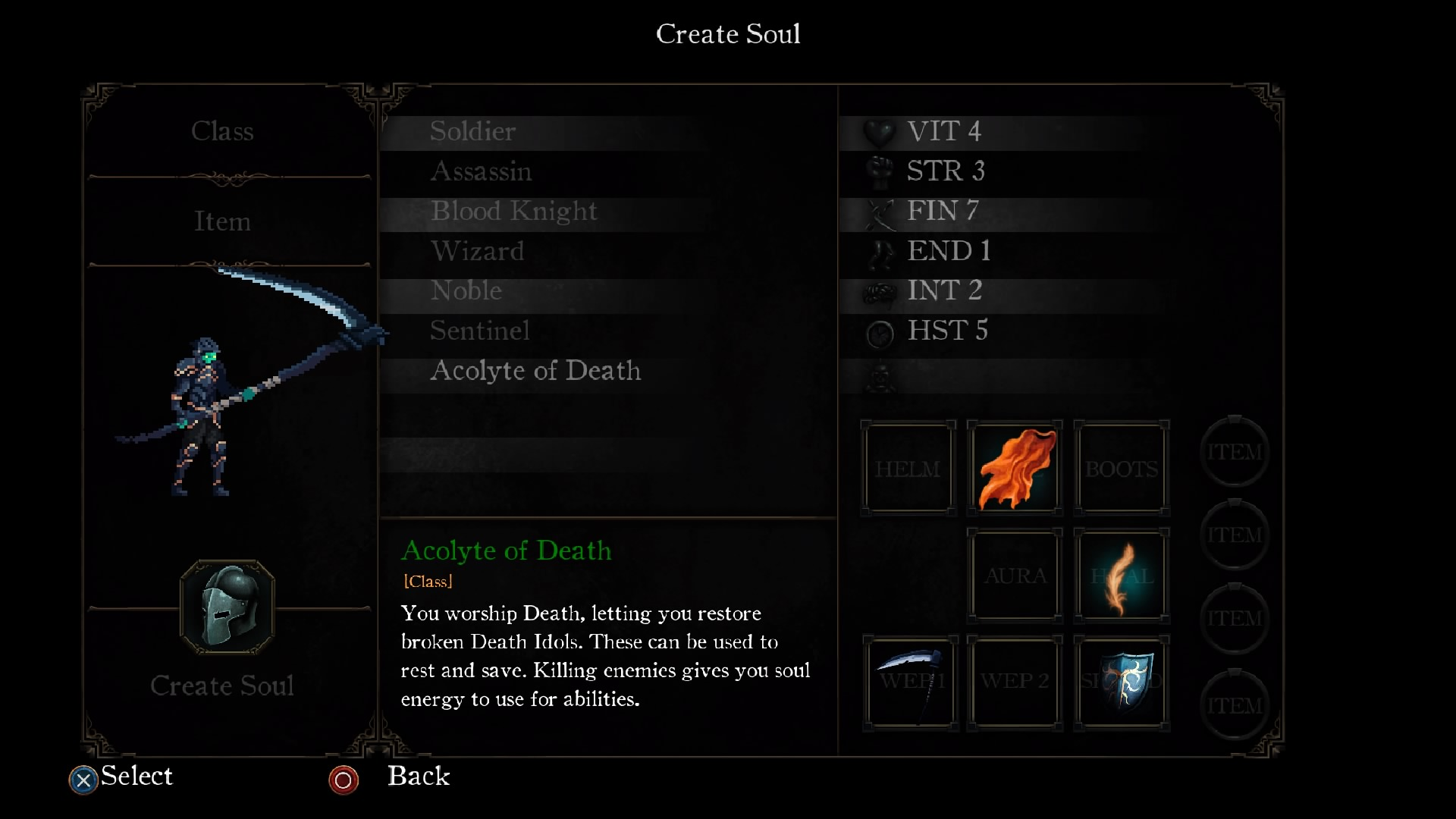 Be Immortal the Right Way with this Handy Death's Gambit