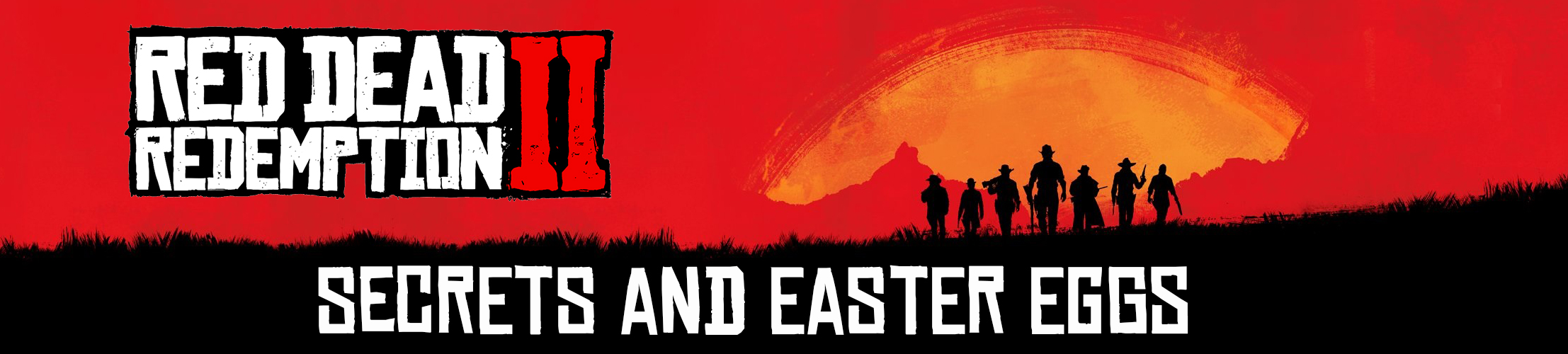 Red Dead Redemption 2 Secrets and Easter Eggs