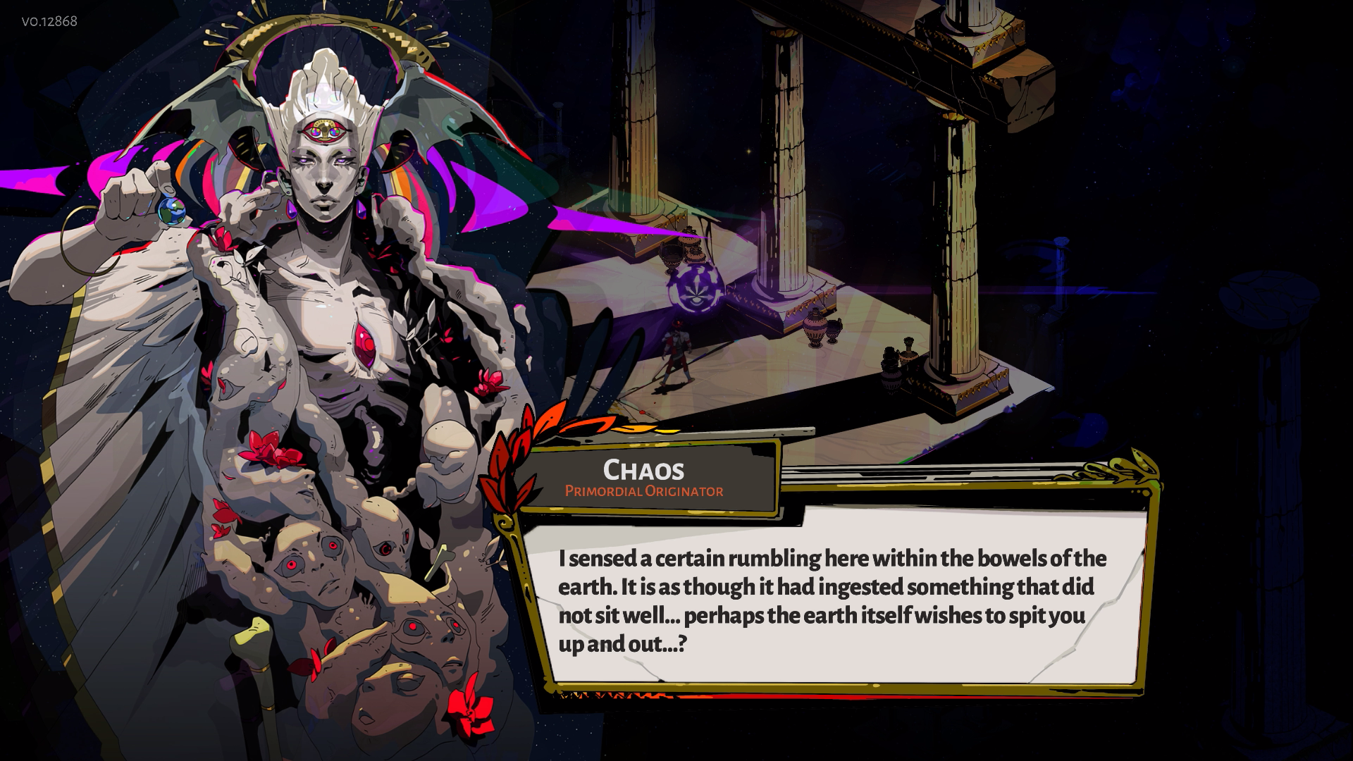Everything New in Hades: The Chaos Update - News - Gamepedia