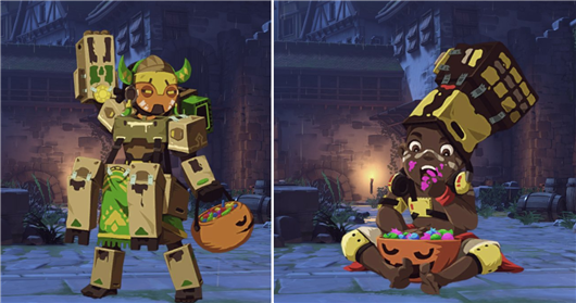 Overwatch Halloween Terror 2017 Legendary Skin Guide - Blogs ...